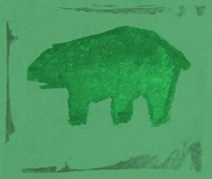 Bear Stamp 1