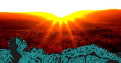 Georg_Pencz_-_Schlafende_Frau_(Vanitas) WITH SUN3