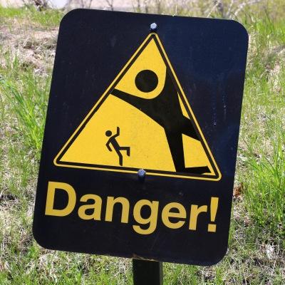 Danger - Falling Giants