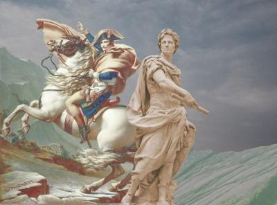 David_-_Napoleon_Caesar_-_statue