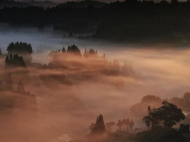 Daybreak at unexplored region - 32401919640_7f291b4e64_z