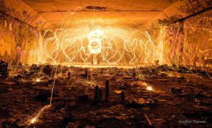 Graffiti Fire by darkday - 14502187954_374fa70d92_z