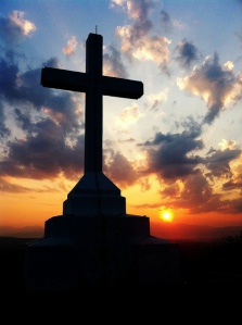 Holy Cross at Sunrise - Sean MacEntee - 5781615723_040829dd1e_z