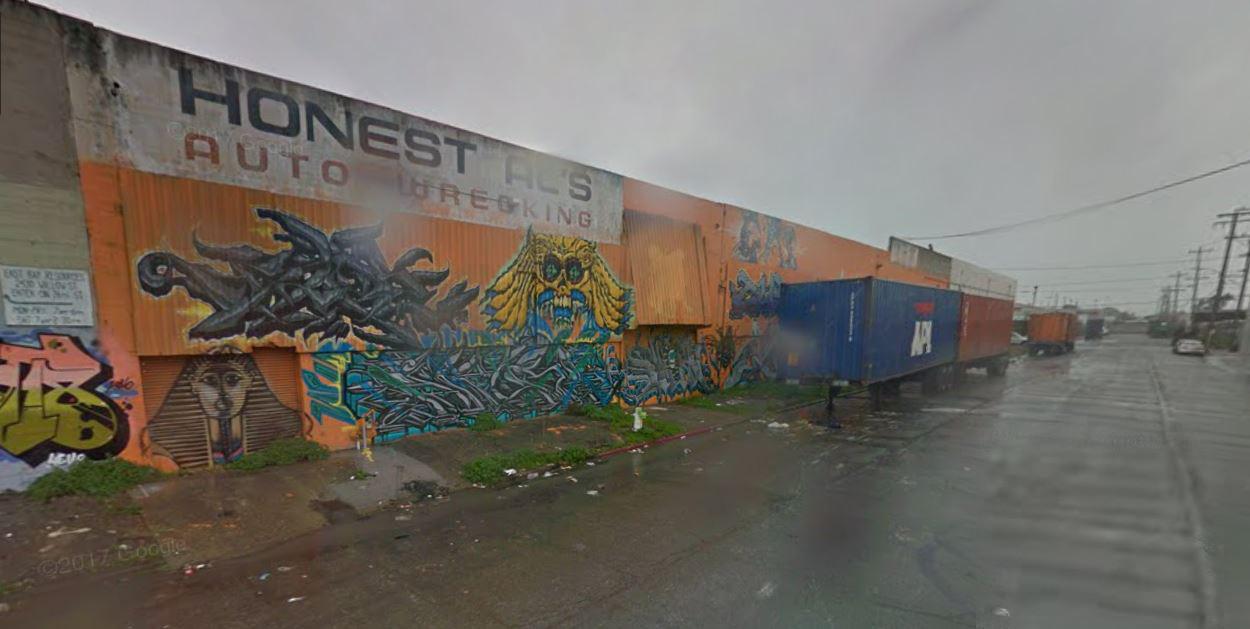 Honest Al's - Google Streetview